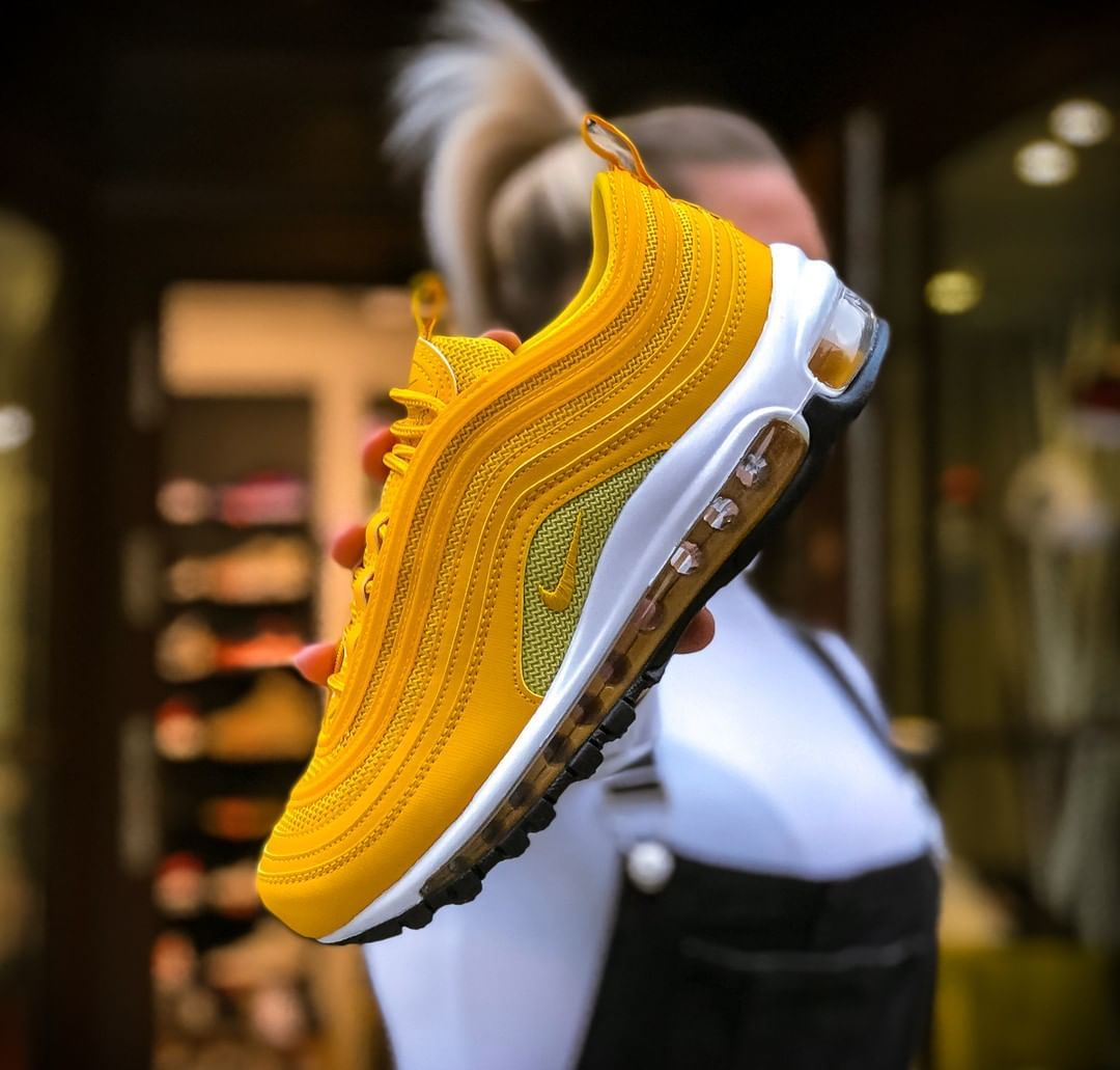 NIKE AIR MAX 97 Sk. __ @skeptagram mixes London with