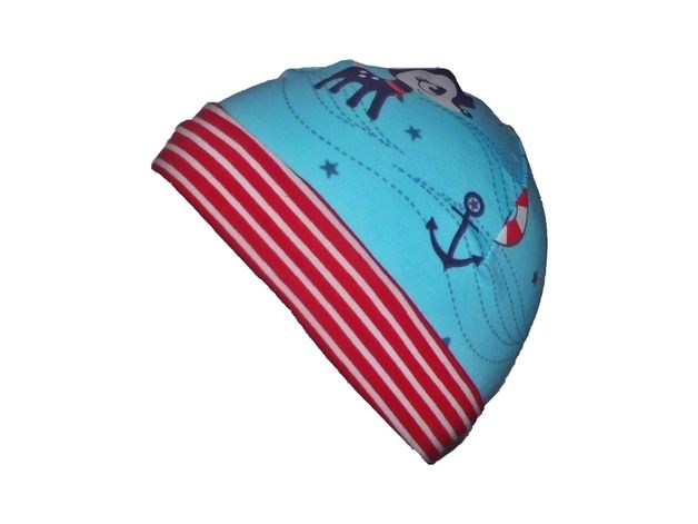 Mützen - Mütze KU 48-51 - ein Designerstück von Frau-Ninchen bei DaWanda