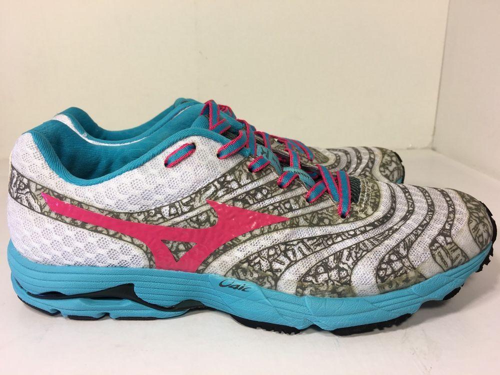 Mizuno Wave Sayonara 2 Women's Running Shoes Womens White