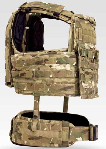 Crye Precision Structural Kinetic Support System StKSS | Vest ...