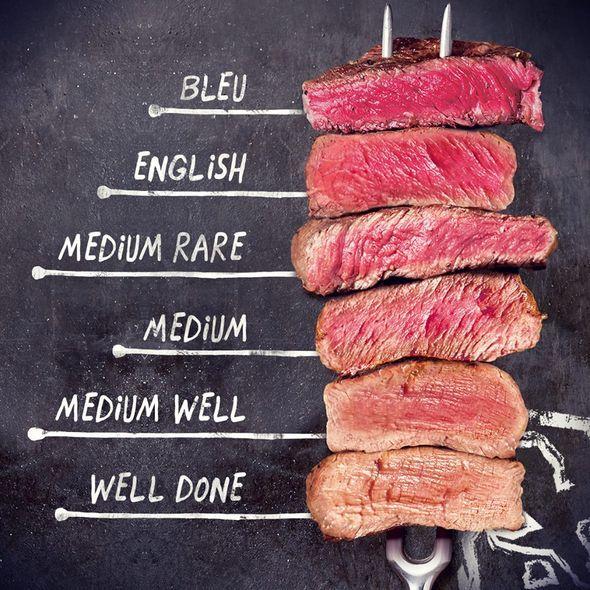 maredo steak grillgrade uebersicht fleisch pinterest steak