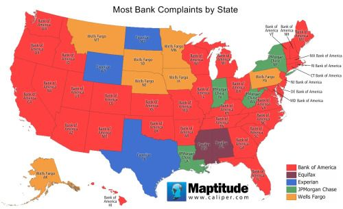 Maps Bank Of America Locations Map Blog With Collection Of Maps - Chase bank locations map