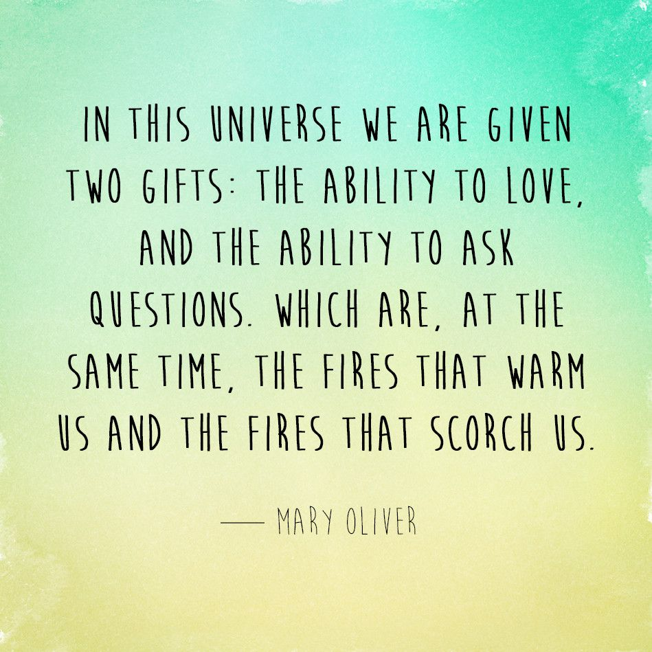 Mary Oliver Love Quotes: Mary Oliver, Universe And Poem