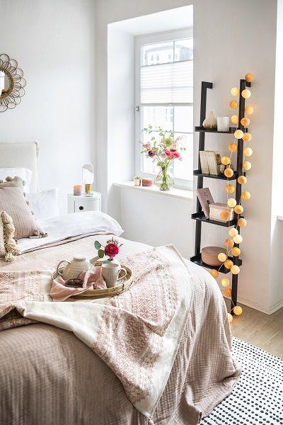 Lichterkette White In 2019 Candelabros Schlafzimmer Deko