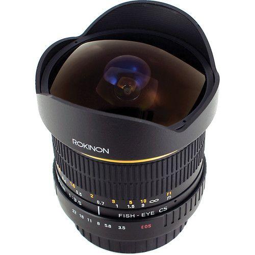 Rokinon 8mm F 3 5 Fisheye Lens For Canon Ef Teknoloji Galaksiler Tatiller