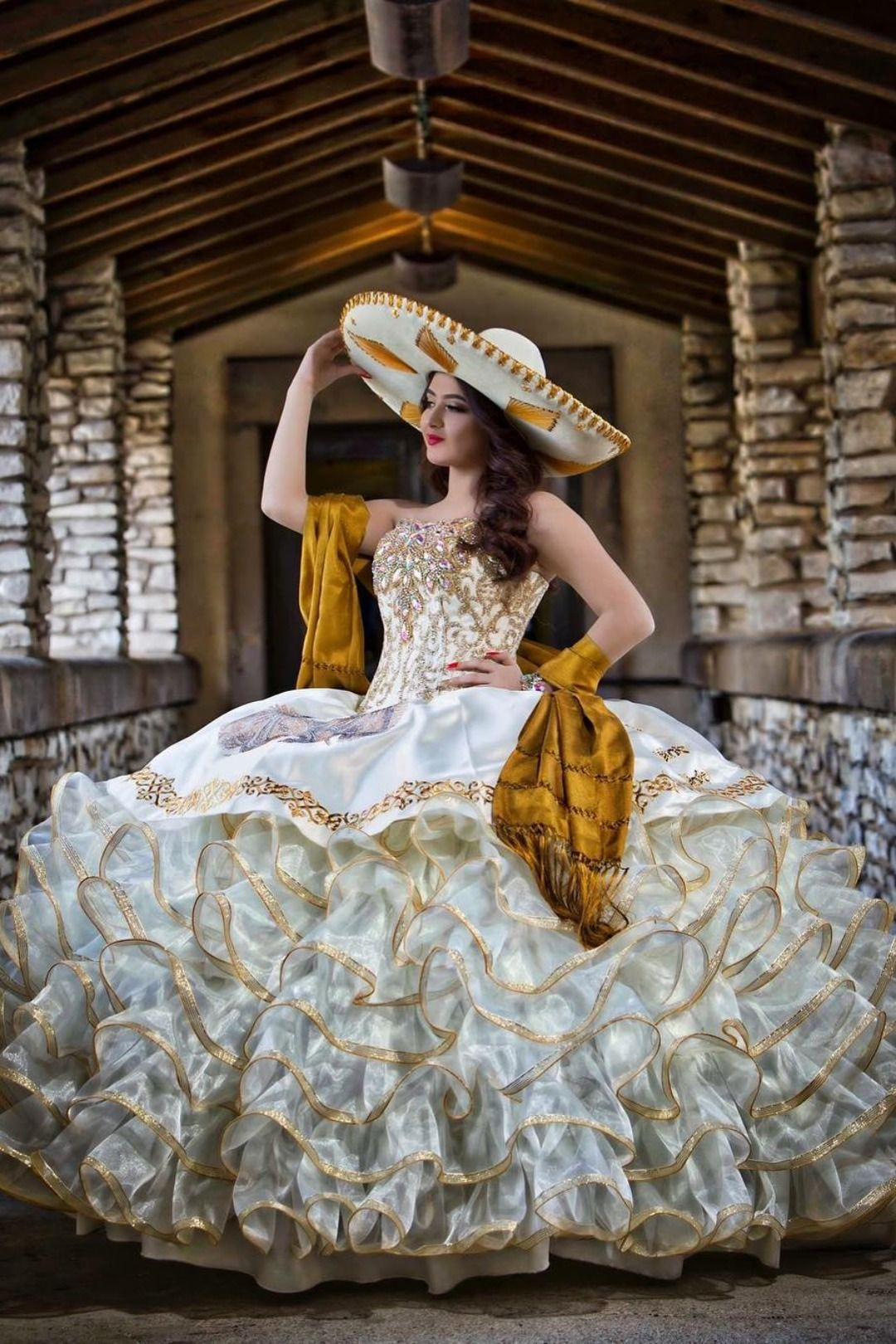Charro Quinceanera Everything You Need For A Charro Themed Quince Quince Dresses Mexican Quince Dresses 15 Dresses Quinceanera [ 1620 x 1080 Pixel ]