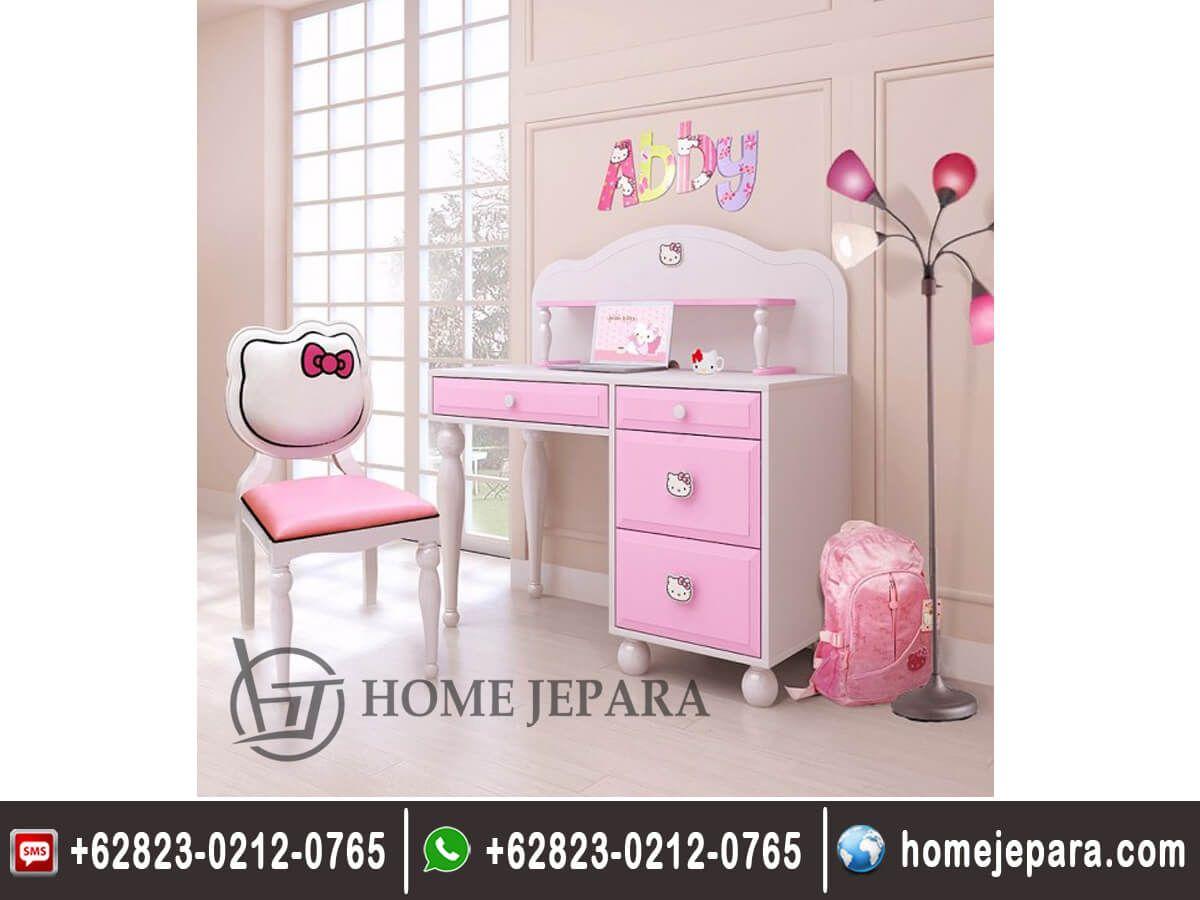 Meja Belajar Hello Kitty Daftar Harga Terkini Dan Terlengkap Fcenter Sd Hk 9004 Sh Jawa Tengah Anak Perempuan Tfr 0154 Model Minimalis Duco Putih