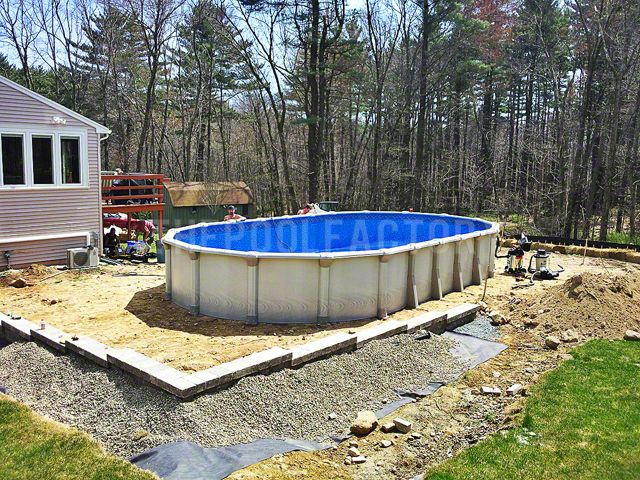 Landscaping Around Your Aboveground Pool Can Transform Your