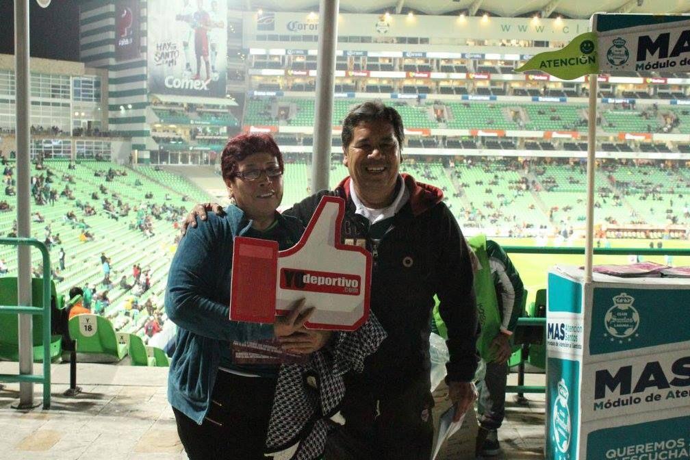Torneo de Clausura / Temporada 2015-2016 / Viernes, 11 de Marzo de 2016 / Estadio Corona TSM / Afición
