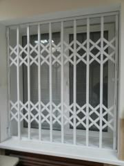 Rejas para ventanas y puertas protectores met licas precio for Puertas metalicas precios