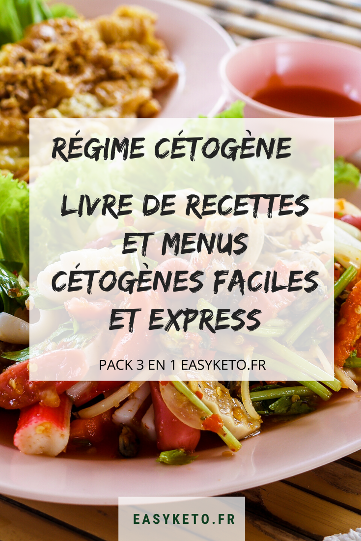 Pack Keto Facile 3 En 1 Aliments Cetogenes Meilleur Recette Recette