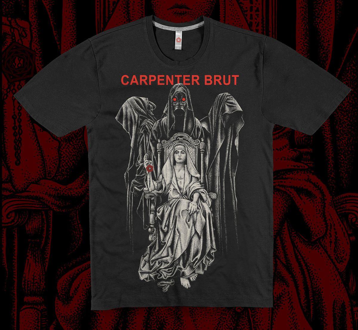 Sold Out Vierge Noire Førtifem Design Carpenter Brut