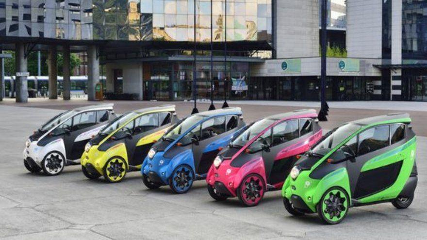 Elektroauto: Unterwegs auf schmaler Spur | Toyota and Cars