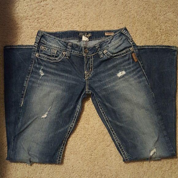 Silver Jeans - size 28 | Notte, Stivali e Jeans