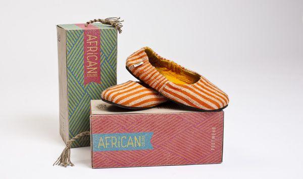 African Colors by Caroline Slåttland