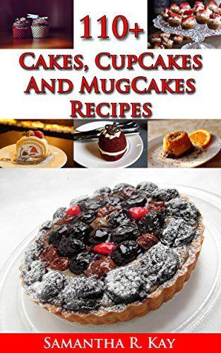 #book  110 Cakes CupCakes and MugCakes Recipes