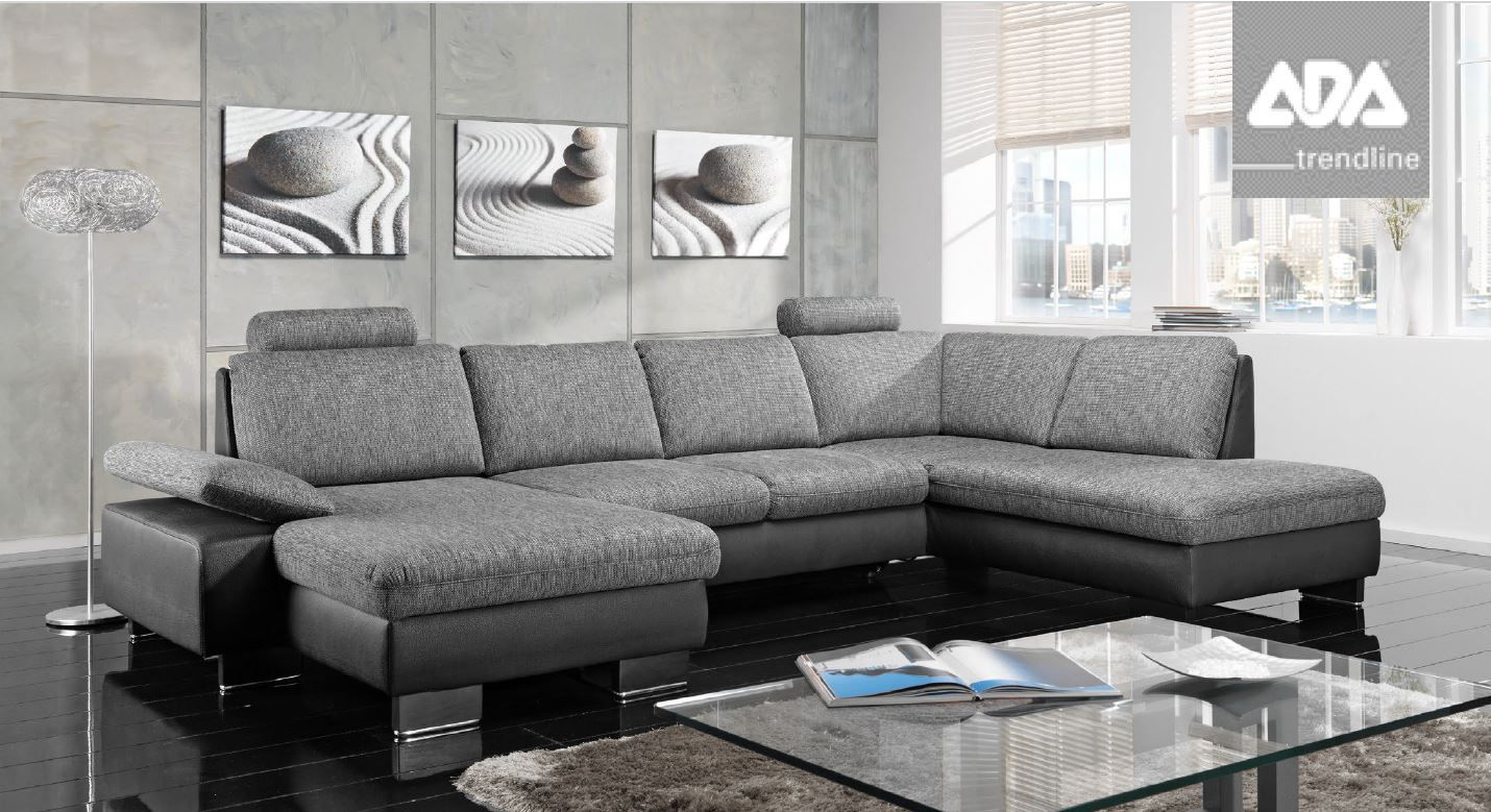 Sitzgarnitur ADA Modell 8  Sitzgarnitur, Sofas wohnzimmer