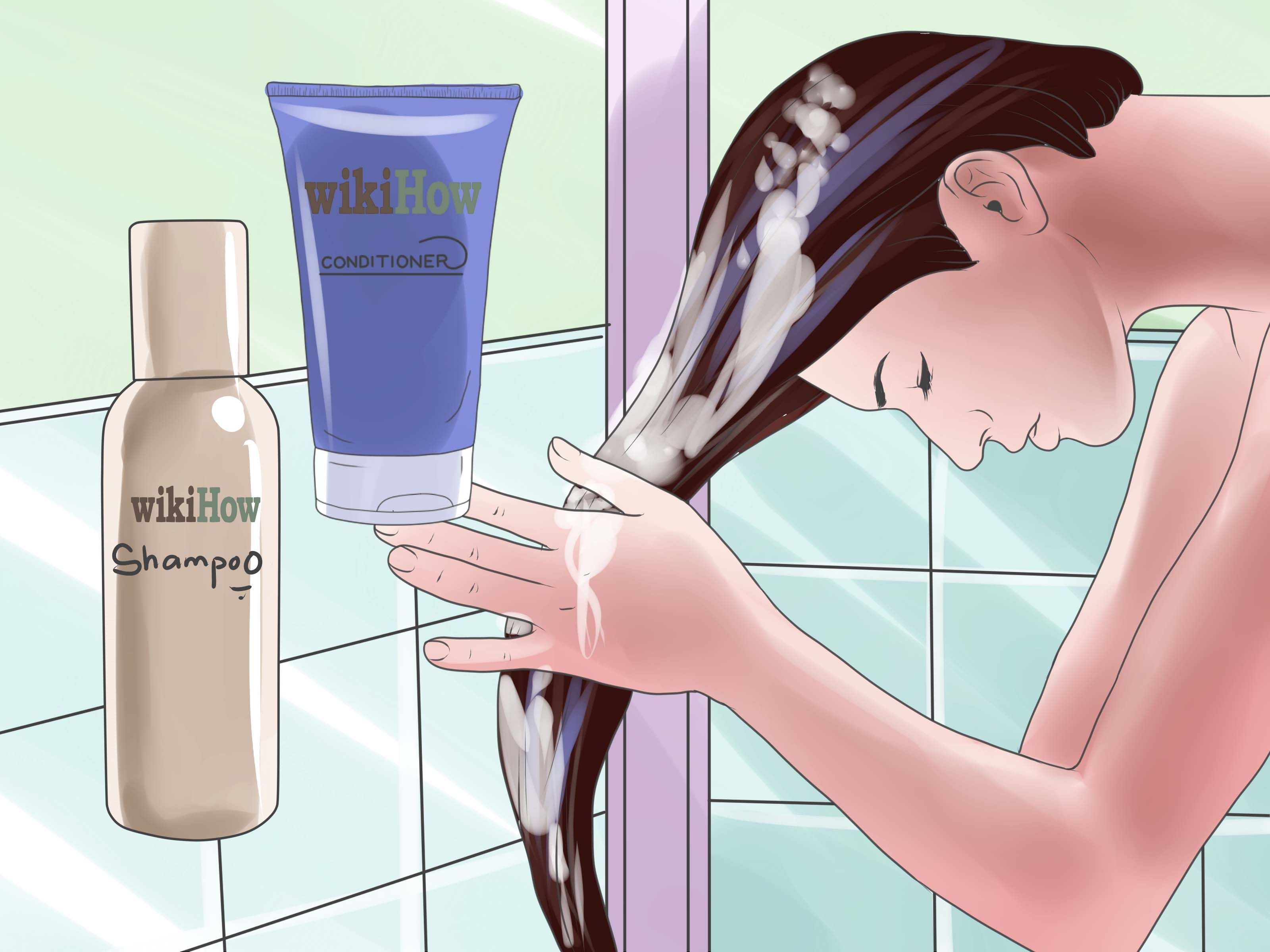how to get long nails fast wikihow