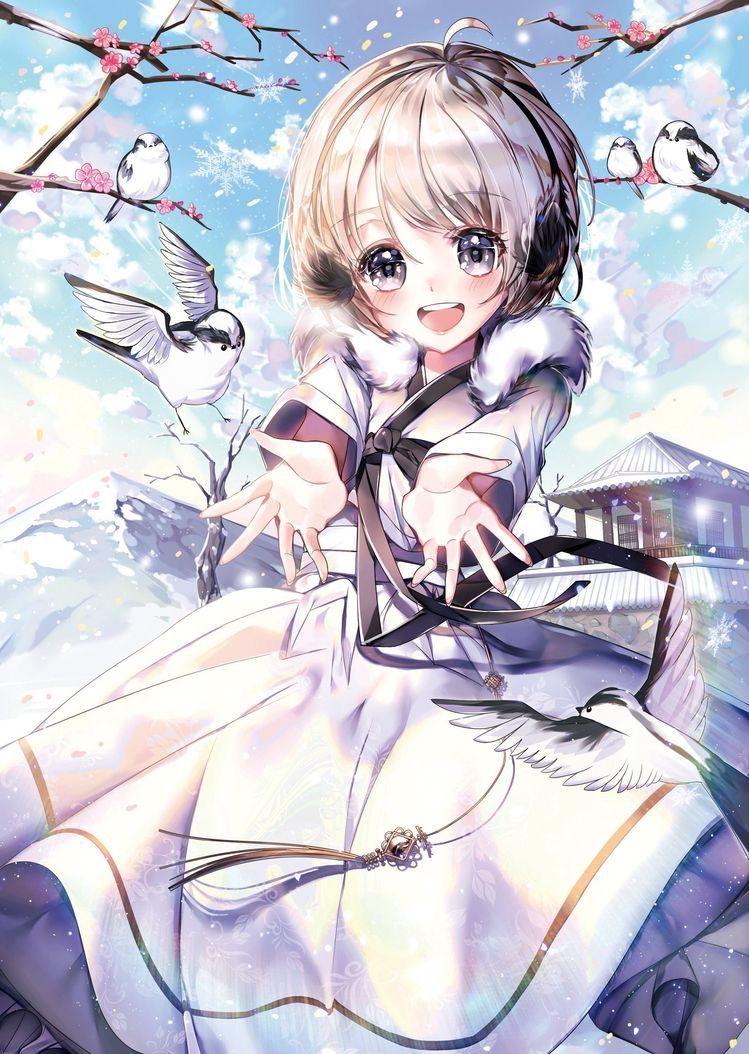 ป กพ นในบอร ด Anime Girl