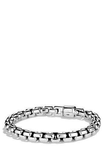 David Yurman Chain Box Bracelet Available At Nordstrom