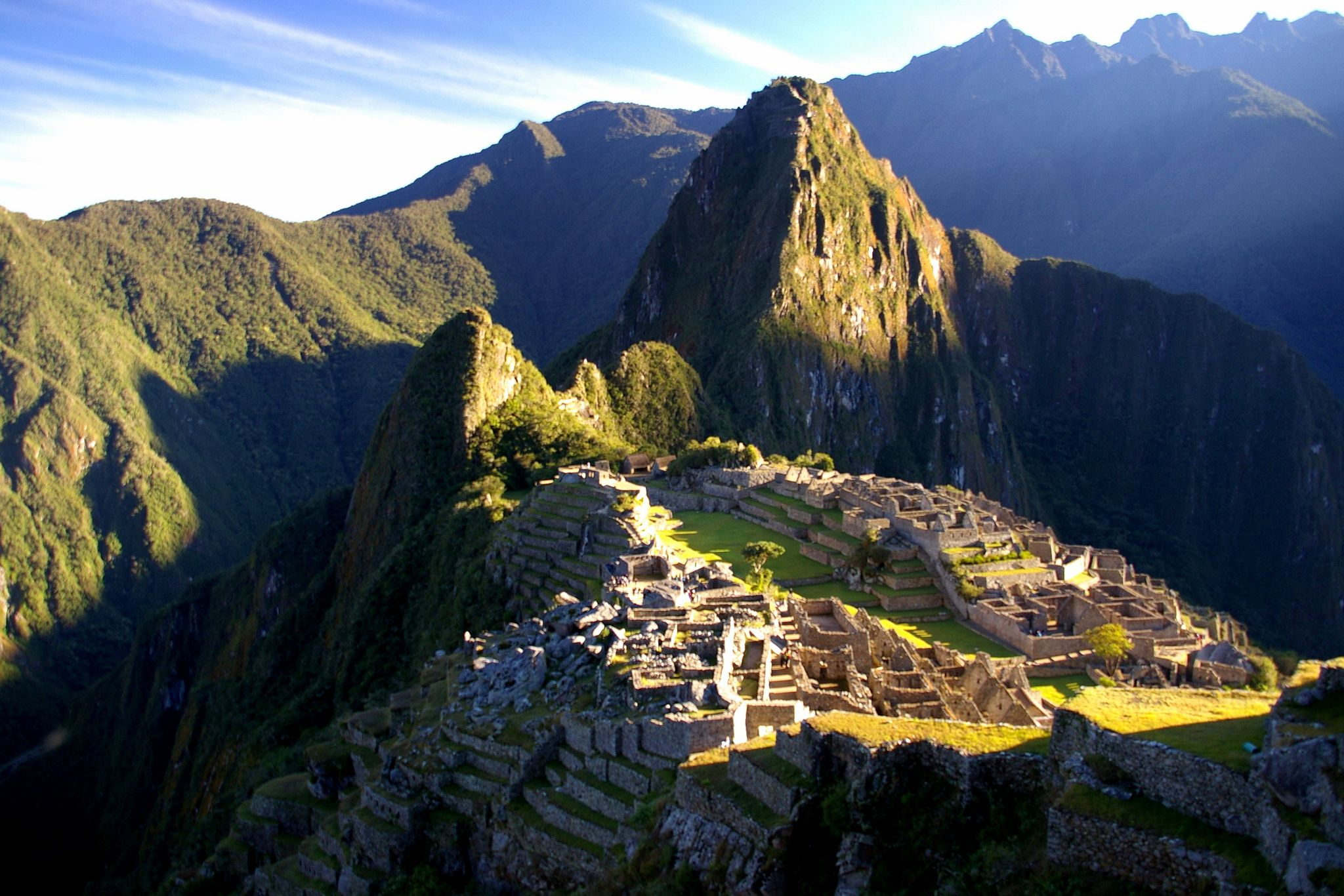 https://flic.kr/p/iEeiyc | Machu Picchu at dawn 5