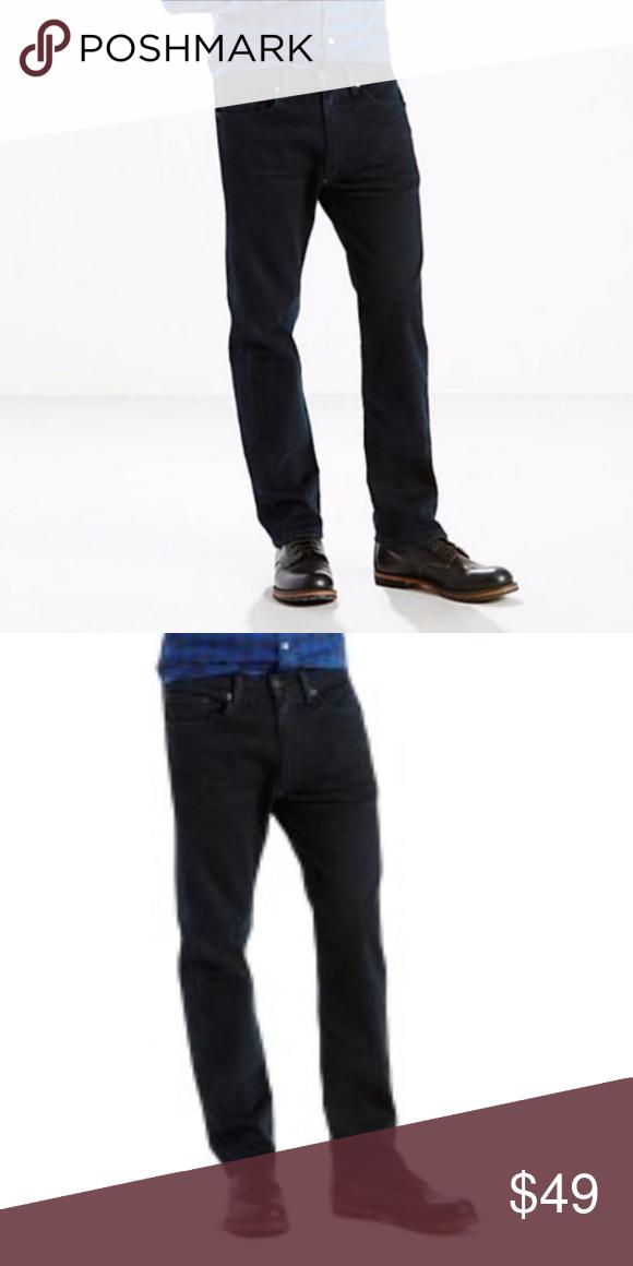 9dc0da88a19 Levi's 505 Jeans 38 x 32 Regular Stretch Dark New New with tags Levi's 505  regular fit stretch dark blue wash jeans tag size W 38 x L 32. Style  005051432.