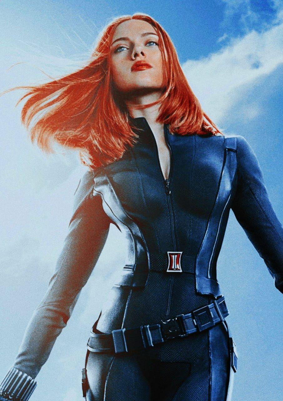 Marvel Image By E L A I N A Black Widow Black Widow