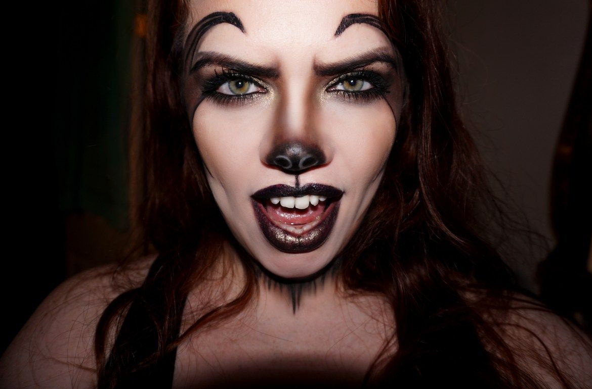 Fruit Bat Face Paint Bat Makeup Halloween Makeup Looks Cute Halloween Makeup