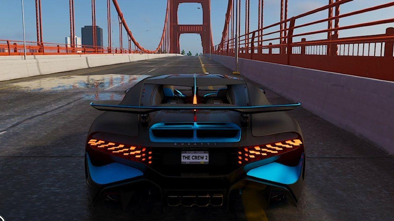 The Crew 2 Bugatti Divo San Francisco To Las Vegas V 2020 G