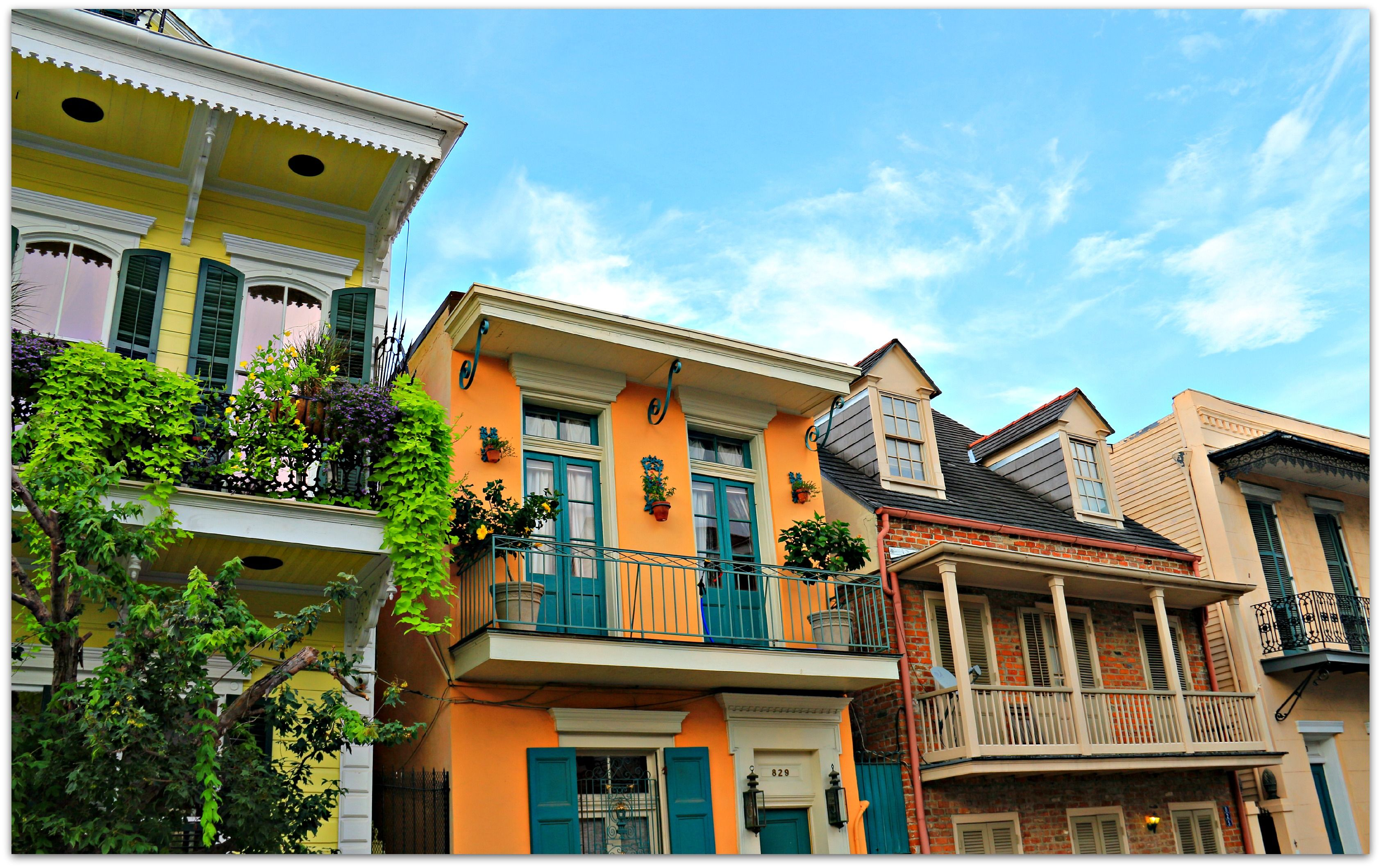 french quarter style homes french quarter style house plans