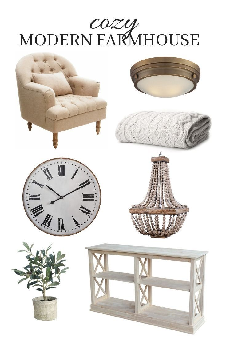 COZY FARMHOUSE FINDS FROM AMAZON #amazonhomedecor