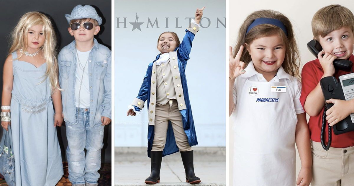 5-Year-Old Willow\u0027s Halloween Costume Ideas On Instagram Are - halloween costume ideas for groups of 5