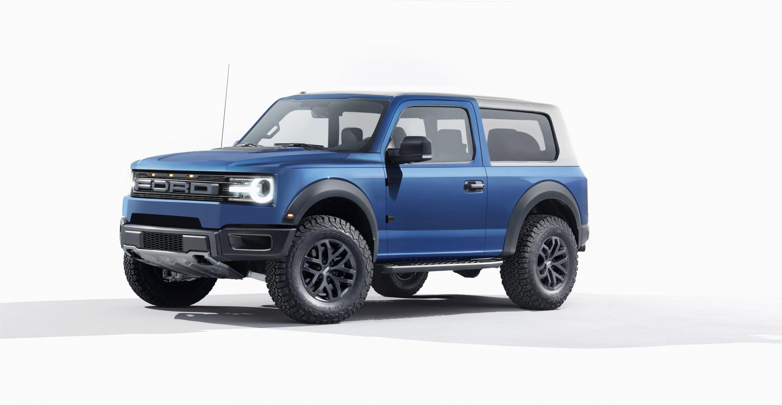 Jeep Bronco 2020 Mobil Teknologi