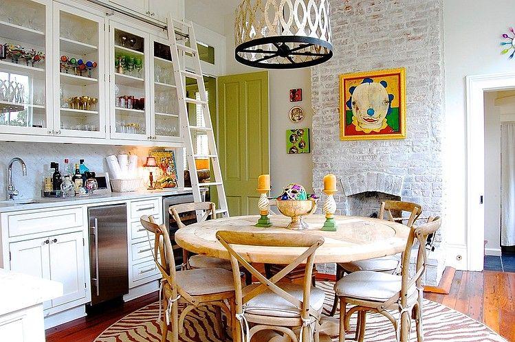 New Orleans Home by Marie Palumbo | Ideas cocinas, Cocinas y Cocinas ...