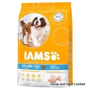Iams Puppy Junior Large Breed 3kg Iams Puppy Large Breed Complete