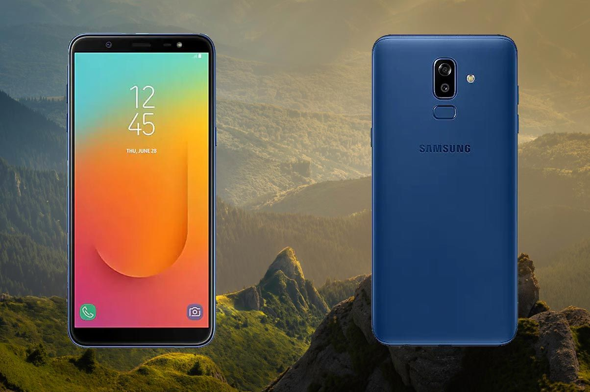 Download Samsung Galaxy J8 SM-J810F Pie 9 0 One UI Stock