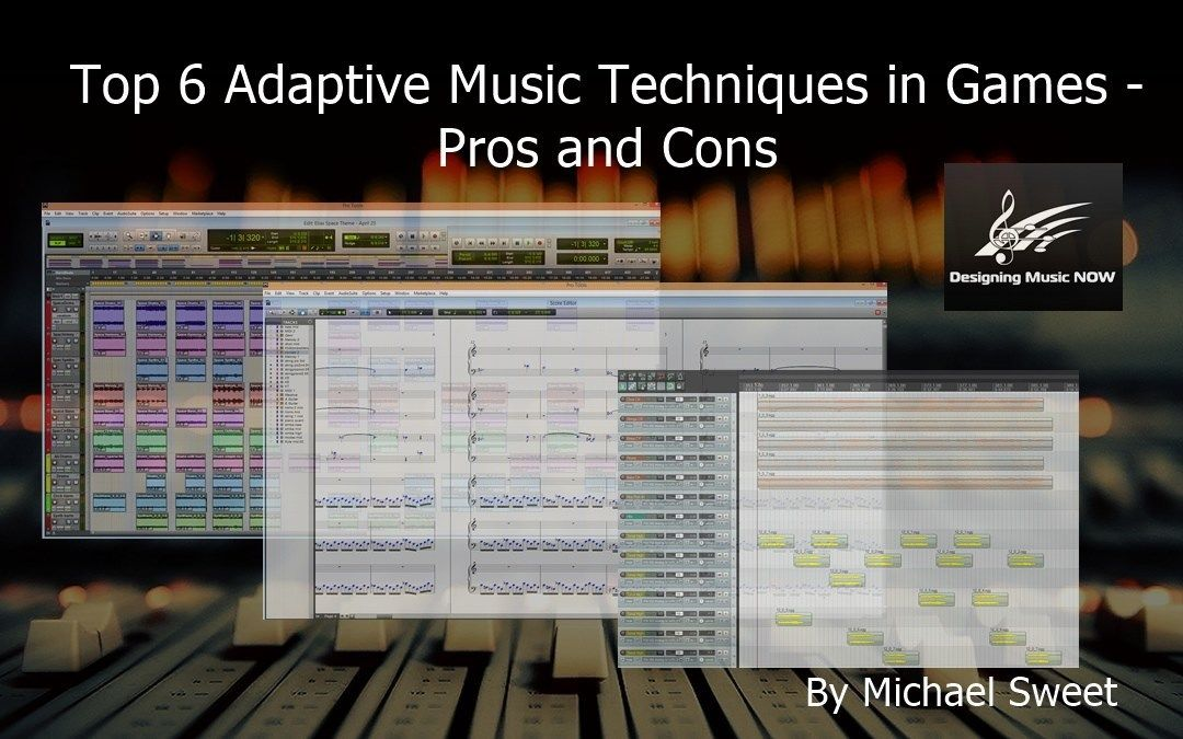 Top 6 Adaptive Music Techniques in Games Pros and Cons