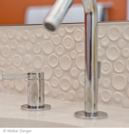 Andy Mosaic in White Gloss