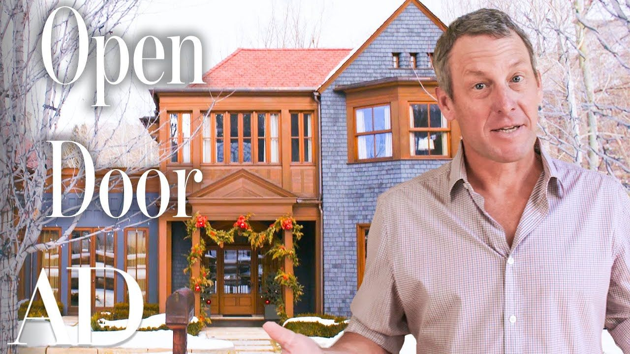 Inside Lance Armstrong's Aspen Home Open Door