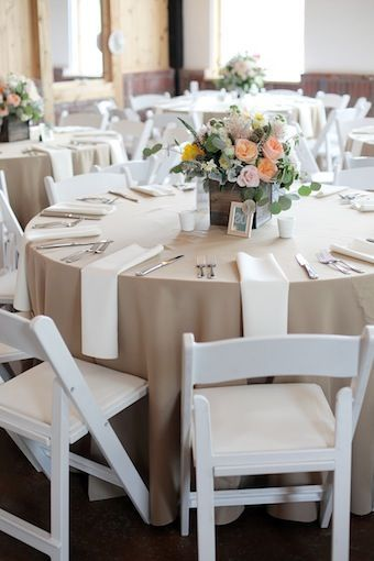 white wooden garden chairs are the perfect pick for a summer wedding call us today