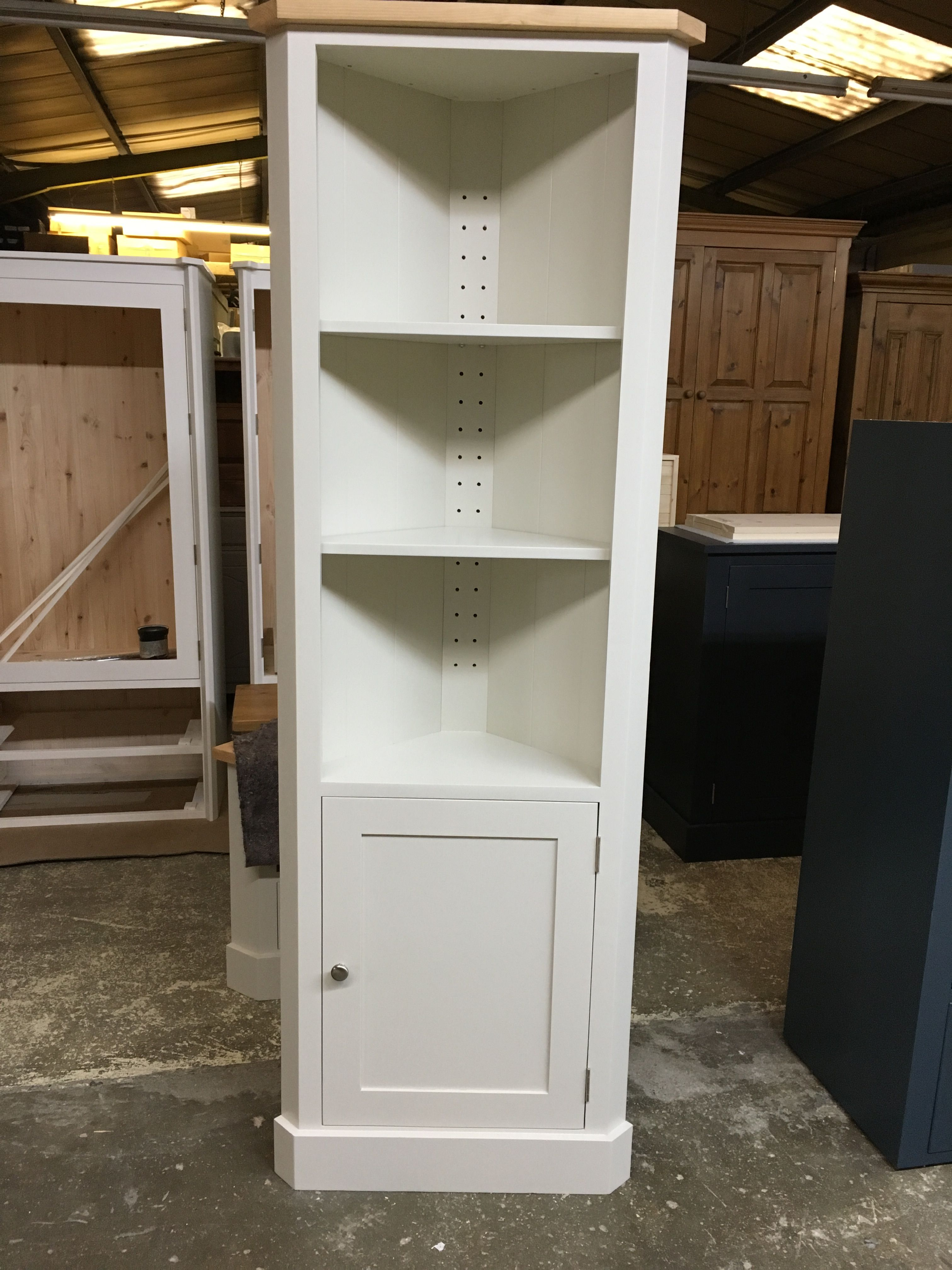 Corner display unit Bespoke furniture at affordable prices Cobwebs