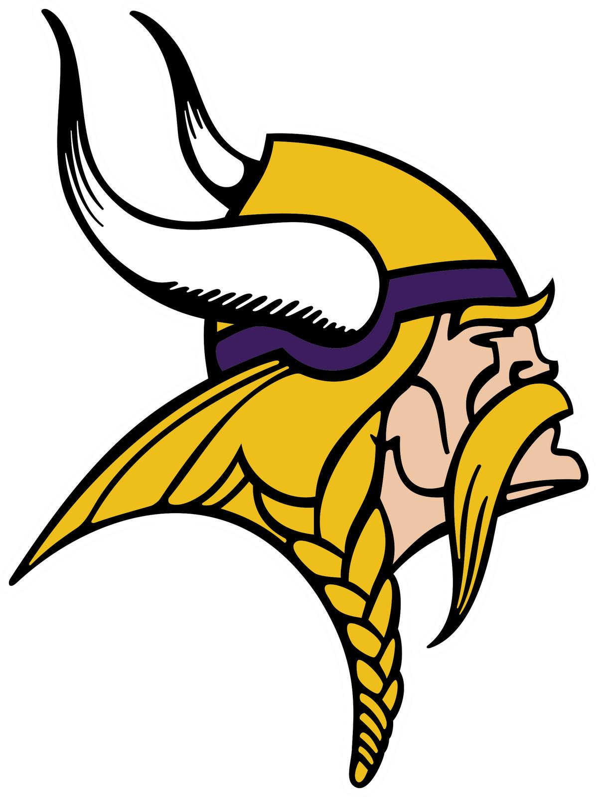 Cutting Files for You NFL Team Logos Minnesota vikings logo