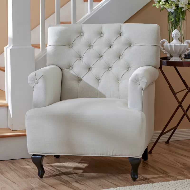 Viqueque Armchair in 2020 Single sofa chair, Accent