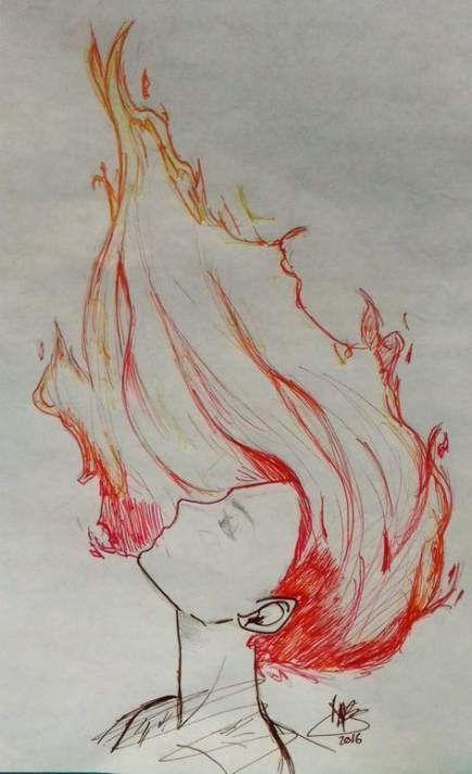 Super Hair Ideas Drawing Deviantart Ideas #hair #drawing #kunstskizzen