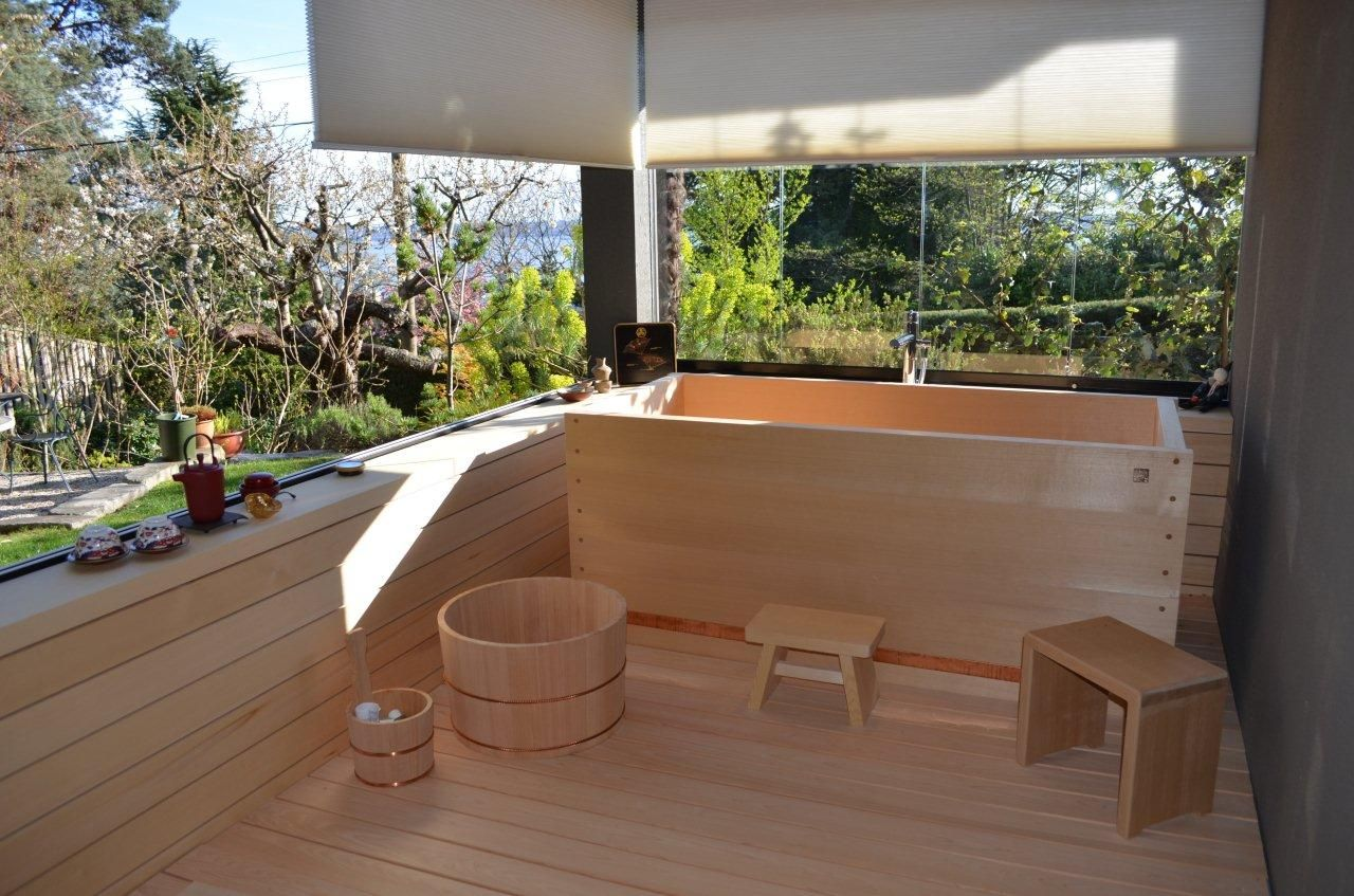 Reference from Canada | japanese ofuro bathtubs by bartok design ...