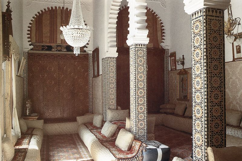 Moroccan Arch House Home Pinterest