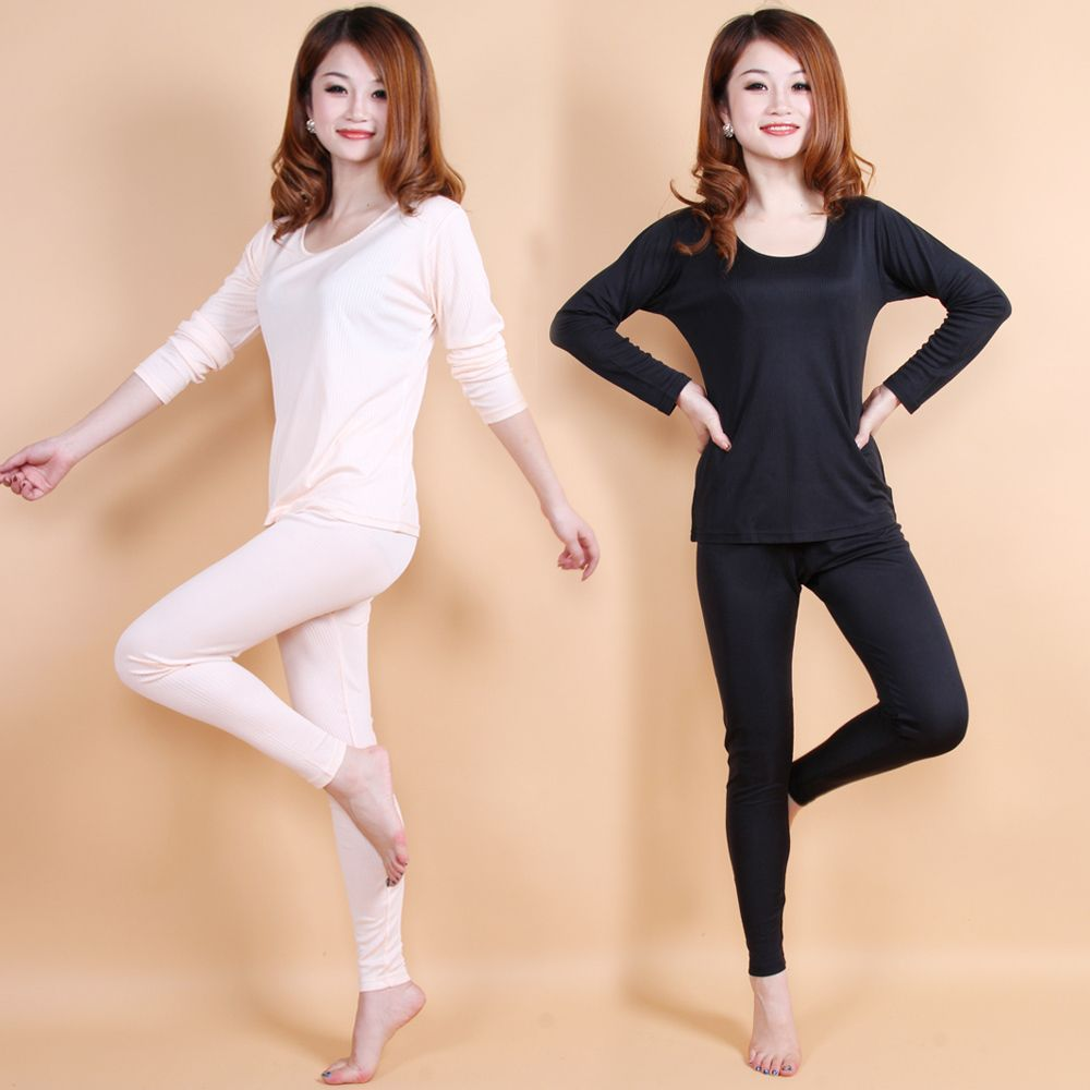 best silk long underwear