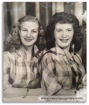 תוצאת תמונה עבור the davis sisters