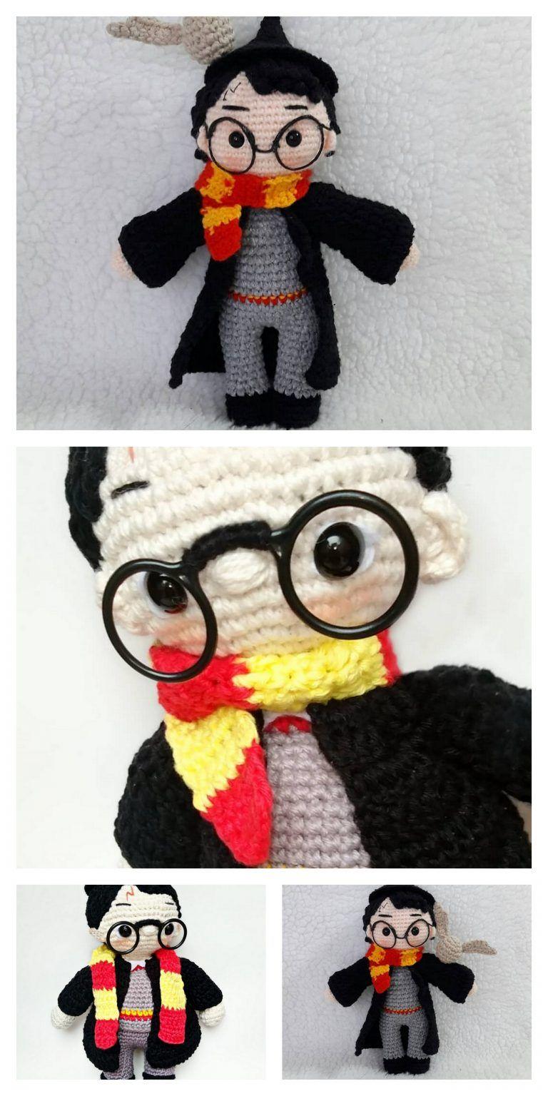Ragdoll Harry Potter Free Crochet Pattern • Spin a Yarn Crochet | 1536x768