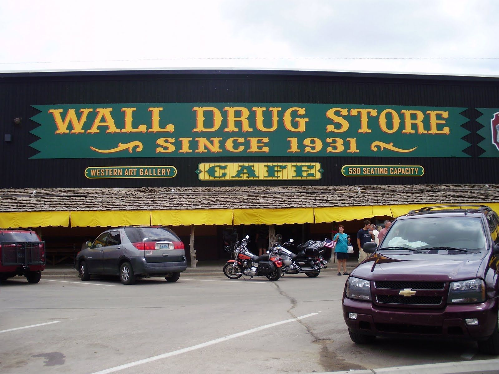 wall drug store south dakota great american road trip on wall drug south dakota id=68522